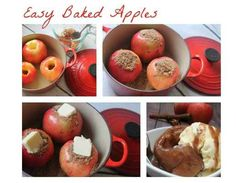 Best Baked Apple Recipe | Easy Cinnamon Apples in the Oven