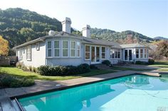 One-level home nestled in Lucas Valley, San Rafael, CA