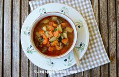 Goulash soup - #soup, #recipe, #Goulash