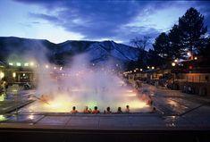Glenwood Hot Springs, Colorado