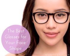 Eyeglass Frames For Asian Faces : Asian makeup on Pinterest Asian Makeup, Michelle Phan ...