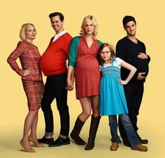 Ryan Murphy's 'The New Normal,' a new NBC show slated for Fall that stars Justin Bartha & Andrew Rannells as a gay couple who use a surrogate to have a child.
