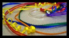 How to Create Easy Rainbow Streamers Your Kids Will Love