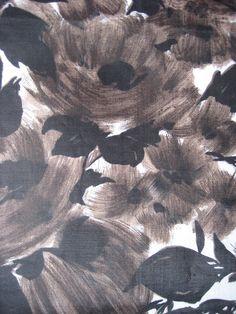 1950s textile