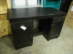 "Desk / Vanity   NP106 - $259  54.5""W x 24.5""D x 30""H  #NadeauNashville"
