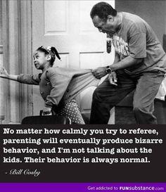 Truth about parenting