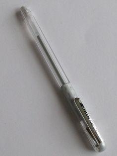 PCA SILVER GEL PEN 0.8mm      Silver Gel Pen from PCA 0.8mm.