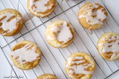 Pumpkin Cheesecake Rolls- these would be wonderful for breakfast! Flaky, creamy, and just the right amount of pumpkin flavor. #recipes