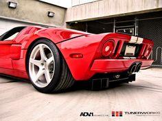 TunerWorks Ford GT