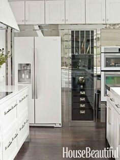 #Kitchen of the Month, October 2012. Design: Mick De Giulio. Kitchen Appliances