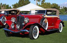 1934 Auburn V12 Phaeton (1)