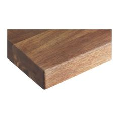 NUMERÄR Countertop - oak - IKEA - for over the drawer unit. Trim to fit.