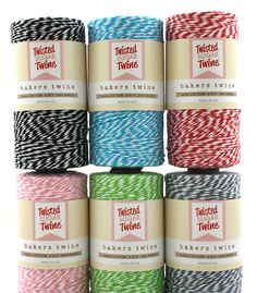Lovely Bakers Twine.
