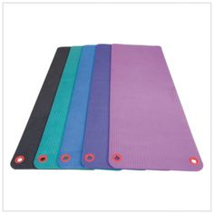 Product: Eco-Workout Mat  Company: eBay Green  -Light weight workout mats! They are environmentally friendly! Would love to workout outside on the grass on this mat!  #greendorm