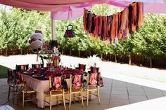 Check out this monster high party. AMAZING!!!  Chic Monster High Party with Such AWESOME Ideas via Kara's Party Ideas | KarasPartyIdeas.com #MonsterHighDollParty #Party #Ideas #Supplies (21)