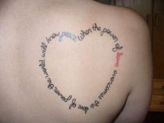 quote tattoos - Google Search