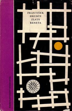 Czechoslovak book cover 1960s via oliver.tomas on flickr