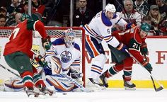 Oilers lose again in Minnesota