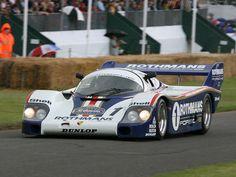 Porsche 956 / 001 - 2007 Goodwood Festival of Speed