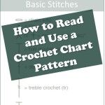How to read a crochet chart – Part I