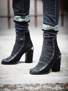 Tribeca Heel