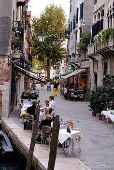 San Polo, Venice , Italy