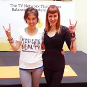 Veria Living TV event with Sadie Nardini