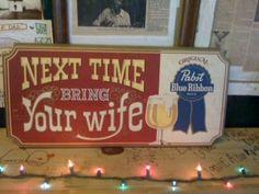 Love bar signs