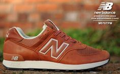 """New Balance 576 """"Tanned Leather"""""""