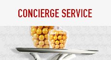 Concierge service for your candy buffet plans--FREE