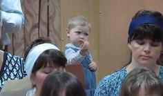 Video of this child conductor will put a smile on your face!