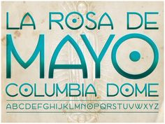 Habana- Geometric Sans-Serif designed by Bonnie Clas. Lovely.