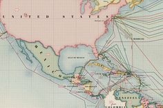 The 550,000 Miles Of Undersea Cabling That Powers The Internet