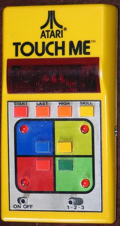The Atari Touch Me