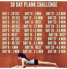 planks, fit, bodi, challenges, exercis