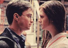 Awesome essay on Why Harry Picked Ginny- book version. NOT movie version. Just to make that clear.