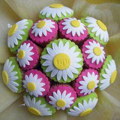 Cupcake Bouquet fondant, cupcake bouquets, food bouquet, cupcakes, flower cupcak, cup cake, cupcak bouquet, cake cake, cupcak design