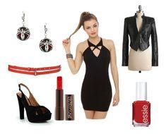 Black Widow inspired fashion by College Fashion