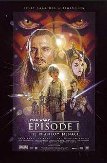 Stars Wars Episode I:  The Phantom Menace