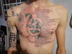 Greg Aurand - Awakened Living Spiritual tatoo.