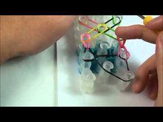 "Lesson 9: How to make ""Honeycomb"" pattern bracelet with Twistz Bandz"