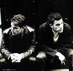 Matt Damon & Ben Affleck