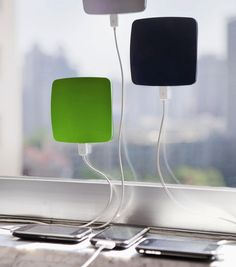 Window Sticky Solar Charger