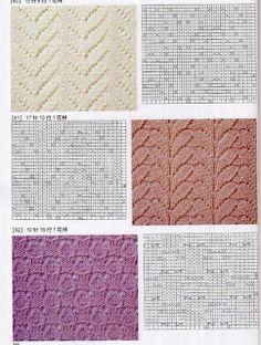 crochet, knit techniqu, knit stitches, stitch patterns