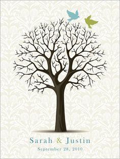 idea, leav, trees, guestbook, guest book