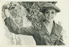 Iris Chacon, TV and stage celebrity, 1970