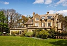 British Country Estate with Equestrian Facilities