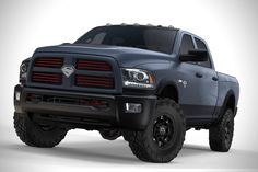 Dodge Ram 1500 Superman Man of Steel Edition Truck