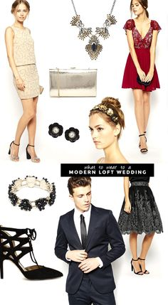 This is what I want my guests to wear to my wedding.