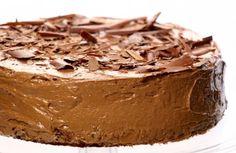 bolo de chocolate - receitas